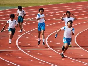 男子400mリレー